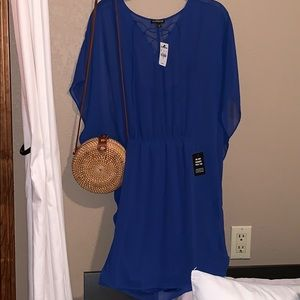 Express Dress / Bathing Suit CoverUp